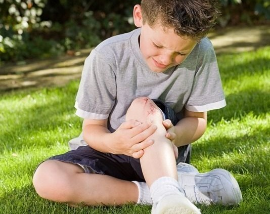 外遊受傷的順勢療法處理