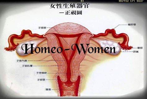 順勢療法的女性